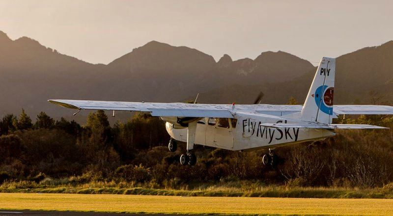 FlyMySky Great Barrier Island flights