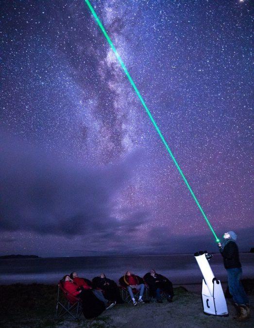 Night sky tours Great Barrier Island NZ
