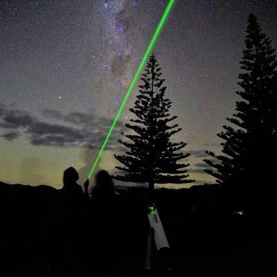 Stargazing at Twin Pines, Medlands Beach, Great Barrier Island, New Zealand