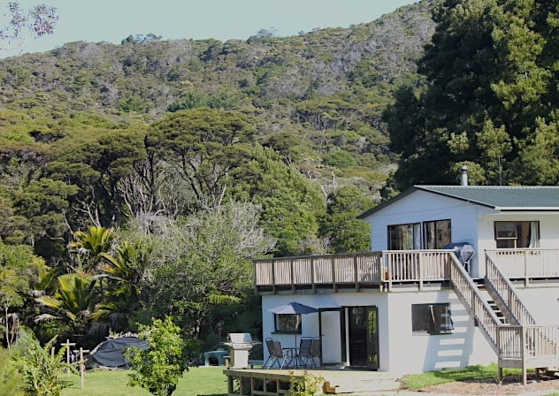 Somewhere to stay after your stargazing in New Zealand